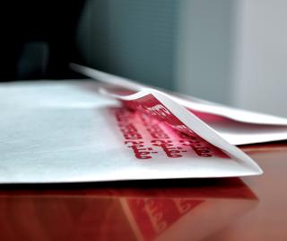 Tamper-Proof Tyvek Envelopes