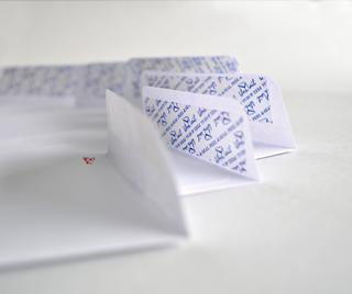 Well-worth White Envelopes
