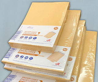Multiplex Manila Envelopes